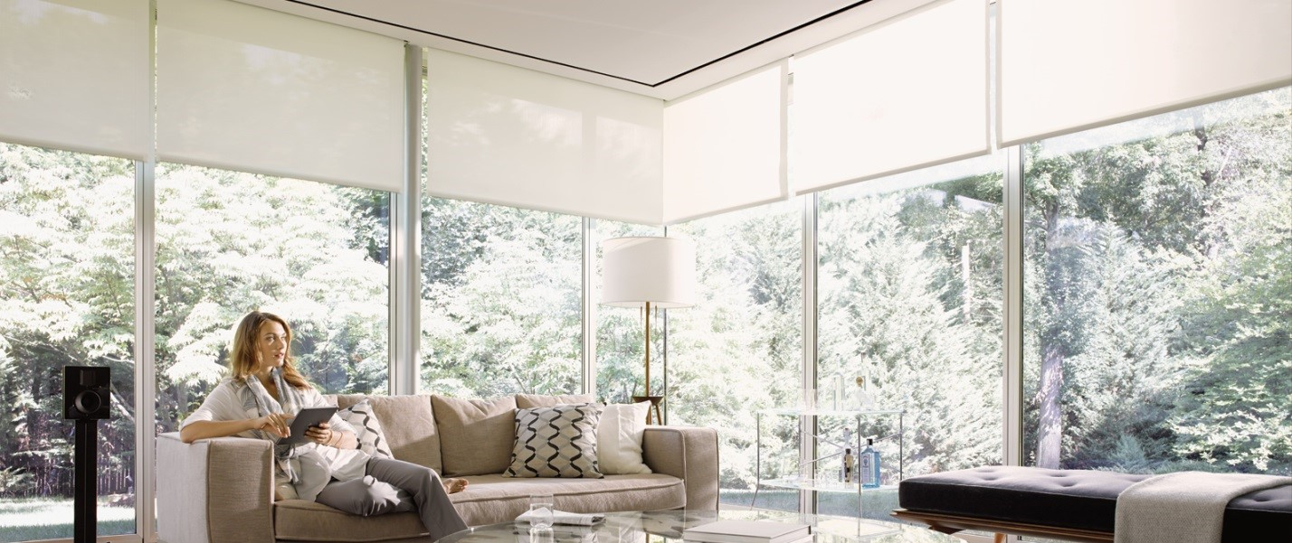 How to Choose the Right Shades for Your Glass Architecture