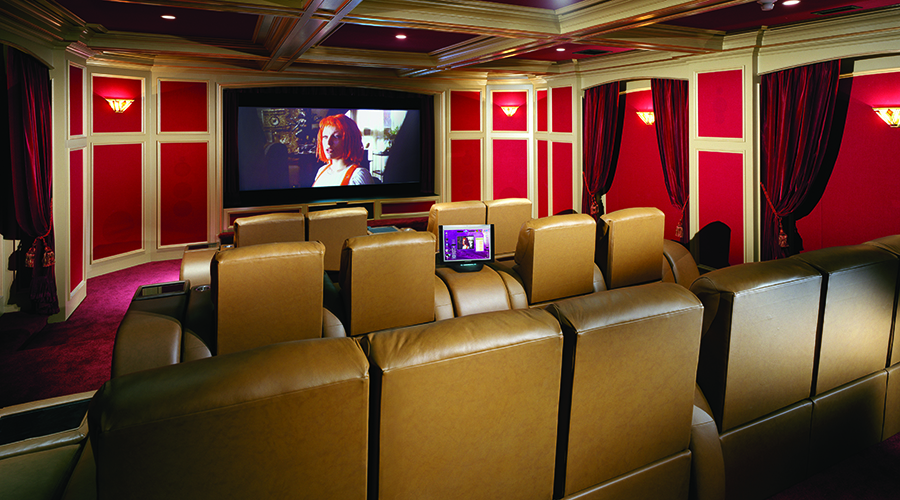 5 Design Tips for Your Home Theater System