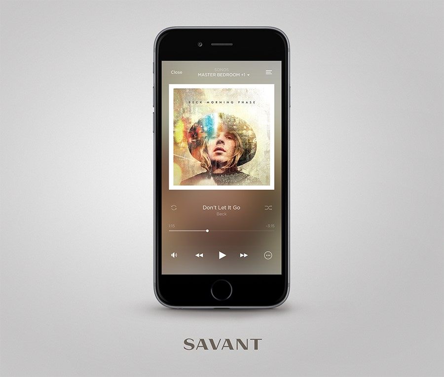 Control Your Multi-Room Music System with Savant