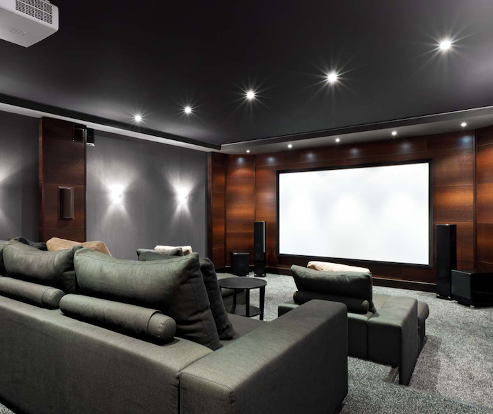 Immerse Yourself with a Quality Home Theater System