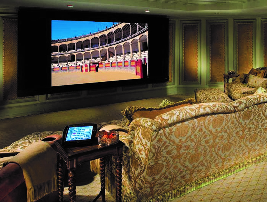 How to Choose the Best Screen for Your Home Theater System