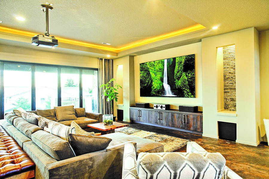 Top Do's and Don'ts for Media Room Design
