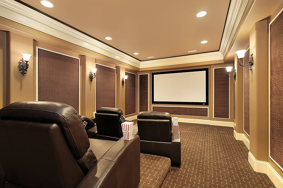 Recreate the Full Cinema Experience in Your Home