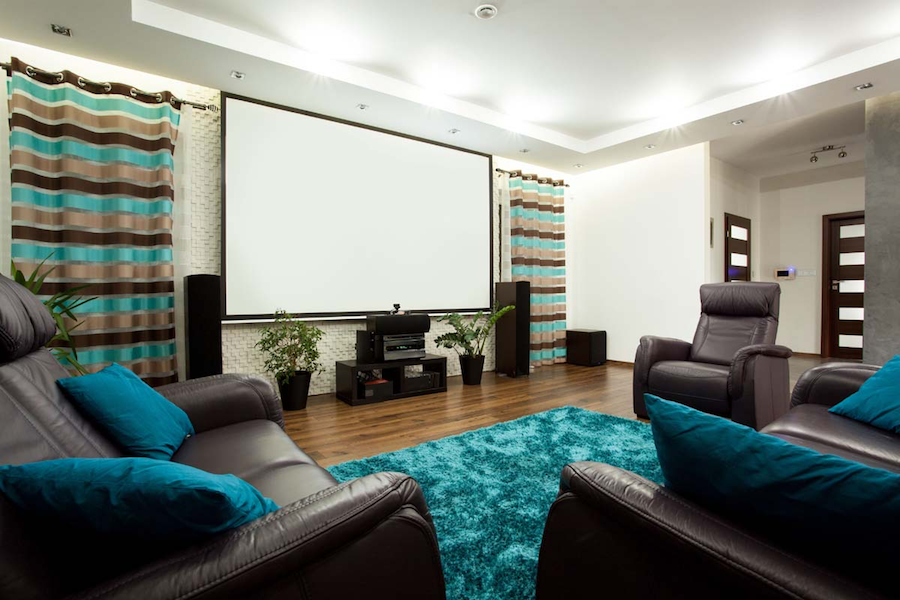 How to Deal With Ambient Light in Your Home Theater System