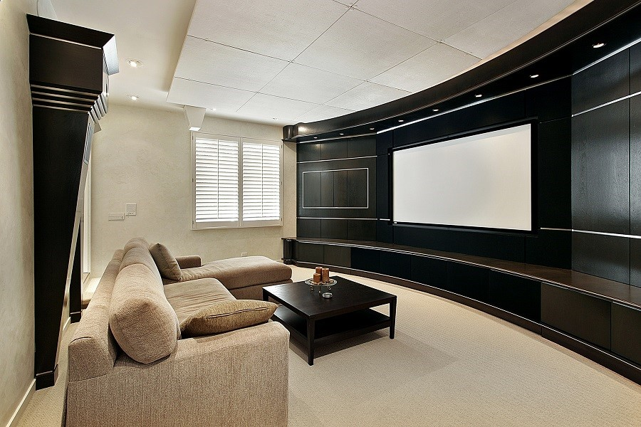 How To Turn Any Space Into a Media Room