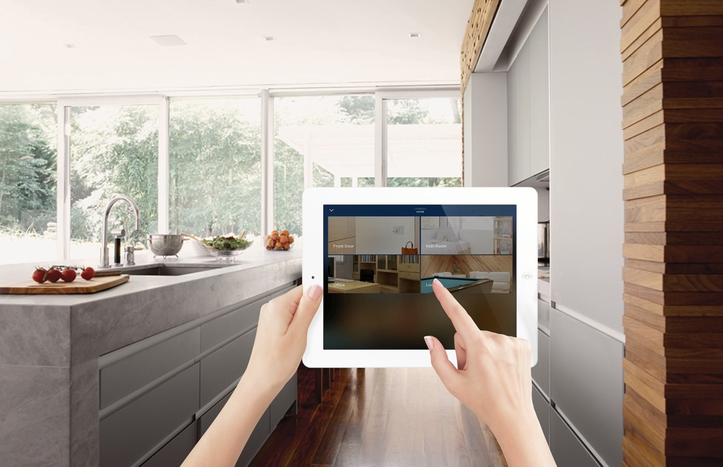 Thinking About A Whole Home Automation Solution?